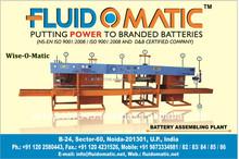 Automotive Battery Making Plant