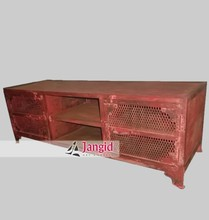 Rise Only industrial style tv stand unit furniture wholesale manufacturer and exporter