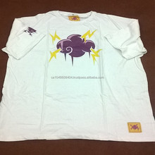Bloom Trading Company cotton fabric screen printing t shirt