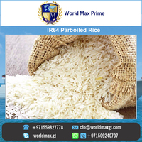 Indian Long Grain IR64 Parboiled Rice