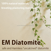 Japanese reliable EM Diatomaceous Earth for wall coating