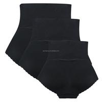 1 PCS Control Panties Shapewear Solid Underwear Butt Lifter Women Ass High Waist Seamless Abundant Buttocks Pant Size M-XL