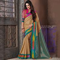 Latest Handloom Cotton Silk Saree