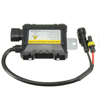 Audew Digital Car Xenon for HID Conversion Kit Replacement Slim Ballast Blocks for Ultra All Light Bulbs Fit DC 12V 55W
