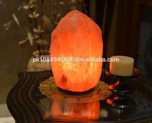 Naturale himalayano rock lampada di sale, lampade di sale naturale feng shui