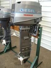 Used Yanmar D27 Diesel Outboard Engine
