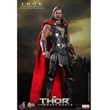 Buy 2 Get 1 Free Hot Toys Thor Ligth Asgardian Armor Dark Wolrd 1/6 Scale Hot Toys Exclusive Action Figure