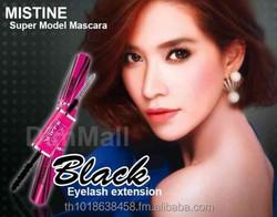 Super model mascara Mistine brand Thai make up wholesale