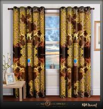 Devarshy Designer Digital Print Decorative Curtains