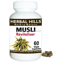 Natural male enhancement supplement Musli veg Capsules