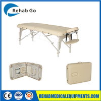 Thai Body Choice Wooden Massage Table/Bed /Couch-AMC05