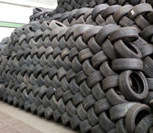 High performance durable used semi steel radial car tire in bulk