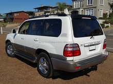 Used LHD Toyota Land Cruiser V8 2005