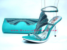 ladies shoes matching clutches wholesale, pakistani bridal partywear shoes, rhinestone sandals matching handbags,