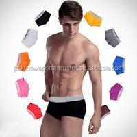 modal / cotton mens underwear design your own brand underwear men boxers