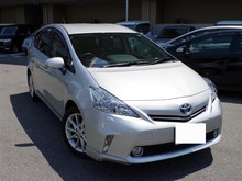 Toyota PRIUS a G Touring Selection ZVW41W 2012 Used Car