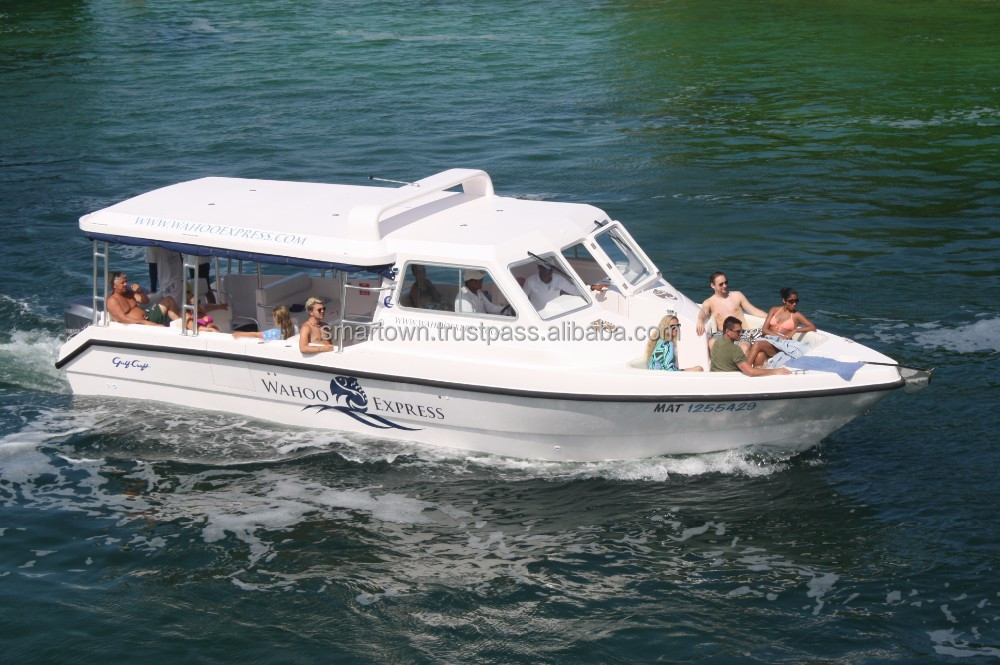Ferry boat for use as water taxi made in the uae buy small boat