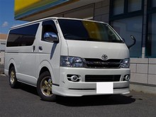 Toyota Hiace van Super GL Long TRH200V 2008 Used Car