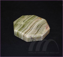Paper weight Onyx Octagon Shape