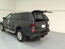 Ford Ranger Extra Cab canopy hard top