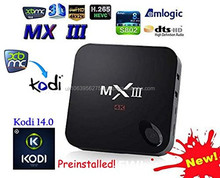 PigflyTech 2015 Version MX3 MXIII Quad Core Andriod TV BOX Streaming Media Player FULLY-LOADED KODI 14.2
