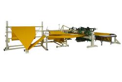 M100 3 Rolls Ducting System