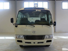 Used LHD Toyota Coaster Bus 30 2013