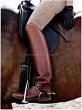 Cow Hide Original leather Horse Riding long boots, Rain Boots, long boots