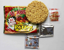 """""""Potato"""" Spicy Beef - Fried Instant Noodles 75g"""