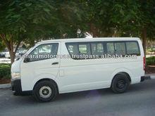 Toyota Hiace minibús venta