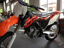 New KTM 250 SX