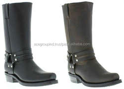 spiked genuine leather riding boots genuine leather riding boots black leather horse riding boots