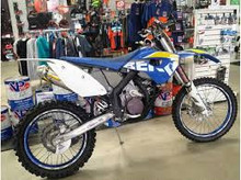 ORIGINALY MADE IN JAPAN FOR HUSABERG FX 450