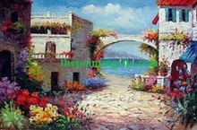 Handmade Oil Painting from Custom Pictures