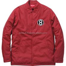 Coach jackets / Custom coach jackets/ Baseball coach jackets/ basketball coach jackets/ football coach jackets with custom logos