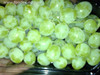 fresh fruit grapes (seedless - seeded)