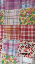 100 Cotton Poplin Patchwork Fabric