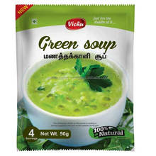 Higher grade Green Soup traders