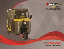 Auto Rickshaw Ciba Deluxe