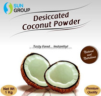 prices of desiccated coconut powder