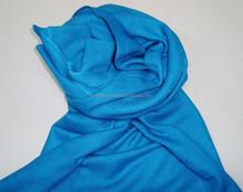 Gauze Pashmina Natural Color Shawls/Mufflers