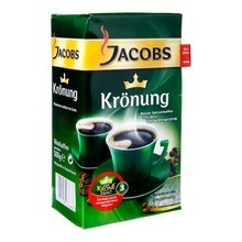 JACOBS KRONUNG ground coffee 250g / 500g/Jacobs Kronung straight from Germany