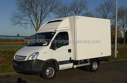USED VAN - IVECO DAILY FREEZER TRUCK (LHD 3638)