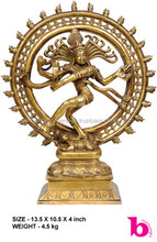 Brass statues 2015 for home and hotel decoration