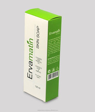 Herbal hair oil box products Indian packaging box supplier