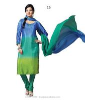 Fancy Dress Material Surat | Dress Material Wholesale | Plain Salwar Suits