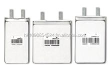 Kinstar LiPO Battery 3.7v battery li-polymer battery cell 19mah 1000mah 2250mah 8000mah