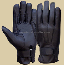 Equine Cow Hide Leather Gloves