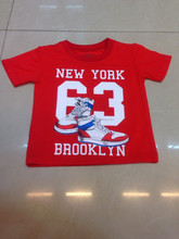 NEW YORK Printed T-Shirt for Baby Boy