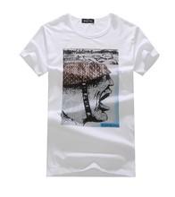 High quality cheap custom t-shirt printing ,men's t shirt,t shirt men OEM from India manufacturer
